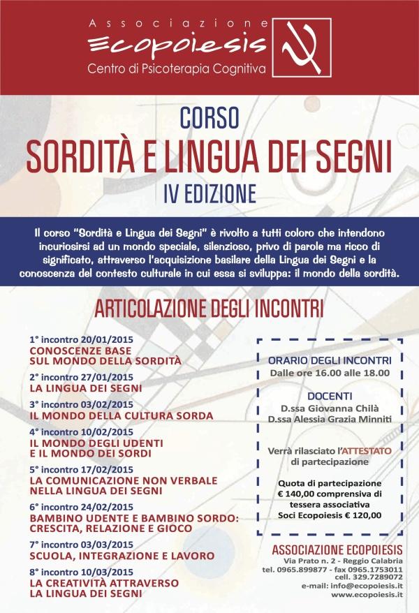 locandina_SORDITA' E LINGUA DEI SEGNI